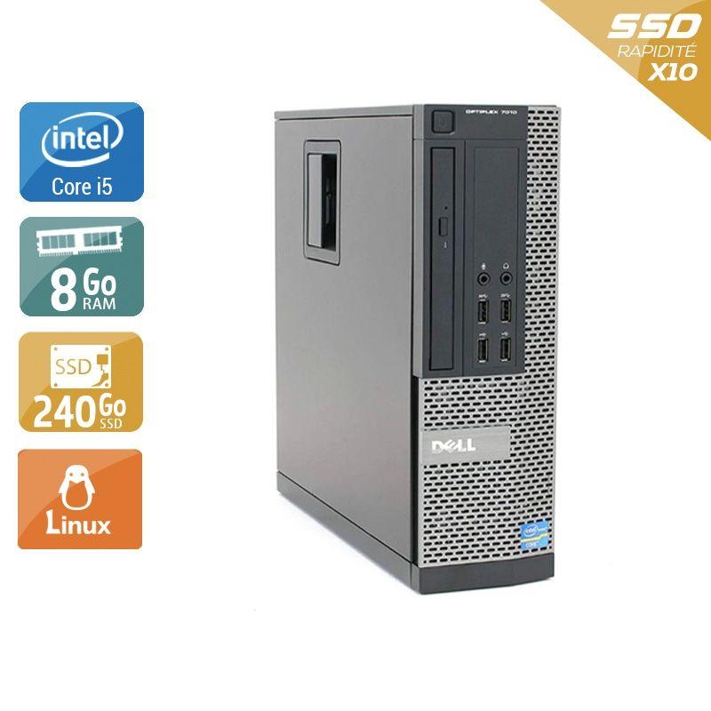 Dell Optiplex 7020 SFF i5 8Go RAM 240Go SSD Linux