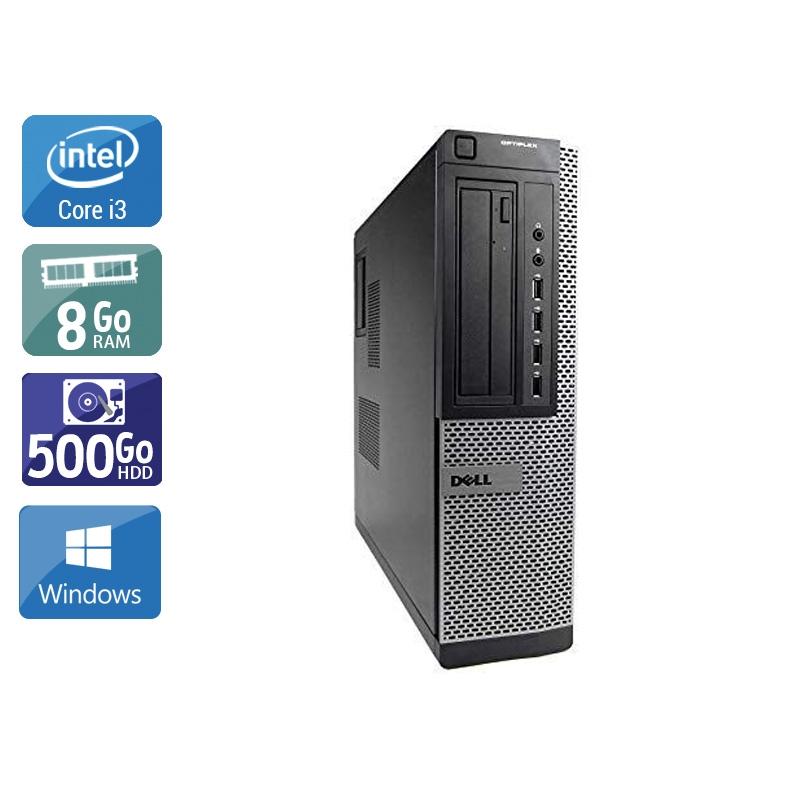 Dell Optiplex 9010 Desktop i3 8Go RAM 500Go HDD Windows 10