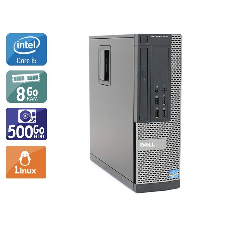 Dell Optiplex 9010 SFF i5 8Go RAM 500Go HDD Linux