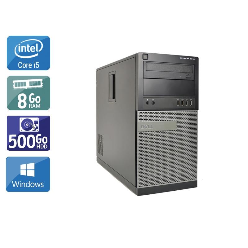 Dell Optiplex 990 Tower i5 8Go RAM 500Go HDD Windows 10