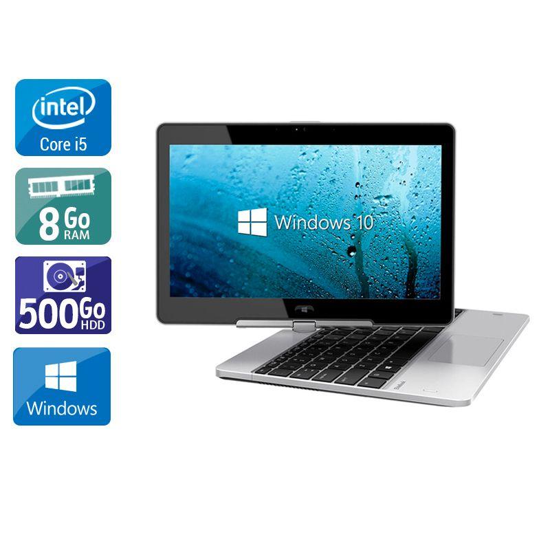 HP Elitebook Revolve 810 G2 i5 8Go RAM 500Go HDD Windows 10